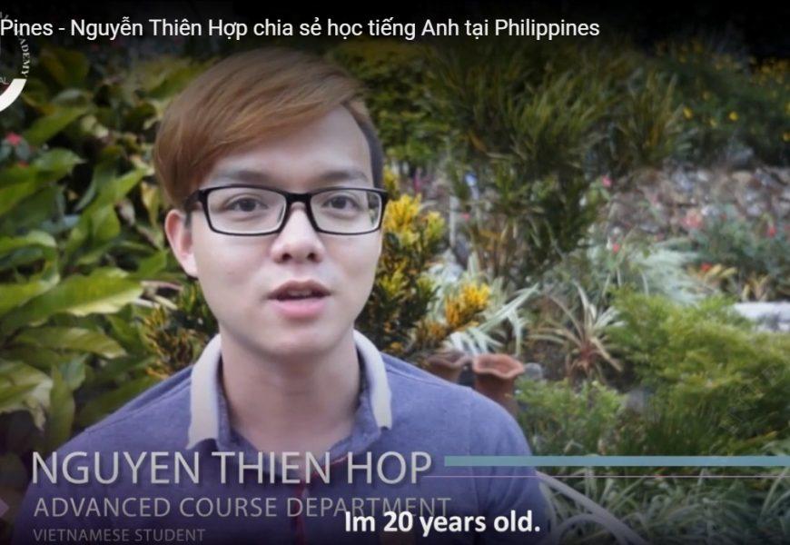 Thiên Hợp – Pines: giáo viên luôn tận tình chỉ dẫn
