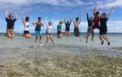 Trường CPILS – Du lịch ngoại khóa: Island Hopping