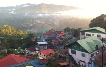 Cách học viên tự đi đến trường nếu học tại thành phố Baguio, Philippines