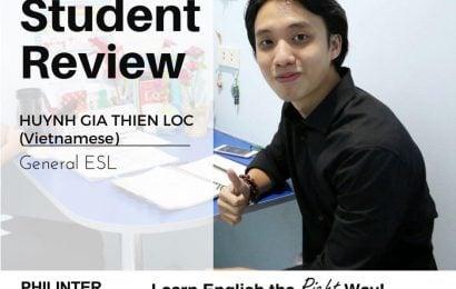 Thiên Lộc – Philinter: Tôi sẽ quay lại trường học với mục tiêu cao hơn