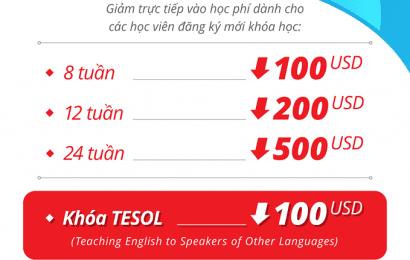 TOP Trường Anh ngữ tại Philippines chất lượng, chi phí rẻ nhất cuối năm 2019