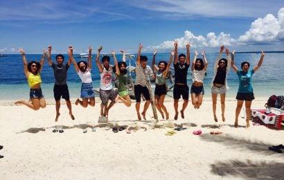 Philippines vẫn an toàn, du học sinh vẫn đến và học tập mùa cao điểm
