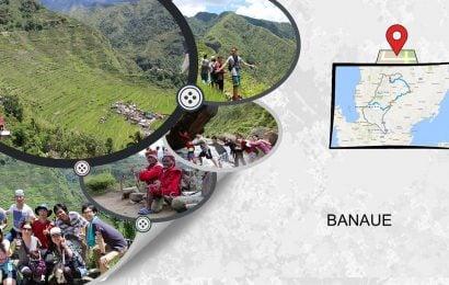 Những địa điểm ở miền Bắc Philippines làm say lòng người