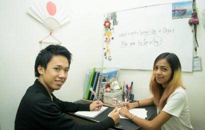 Ngọc Anh – CNN: phòng học 'man to man' rất phù hợp để tôi học với giáo viên