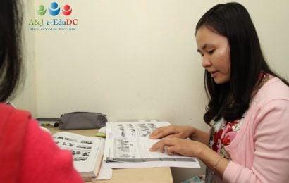 Lương – A&J: giáo viên khuyến khích học viên nói dù tiếng Anh không nhiều