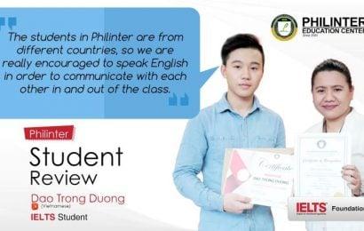Dương – Philinter: chất lượng và nhiệt huyết