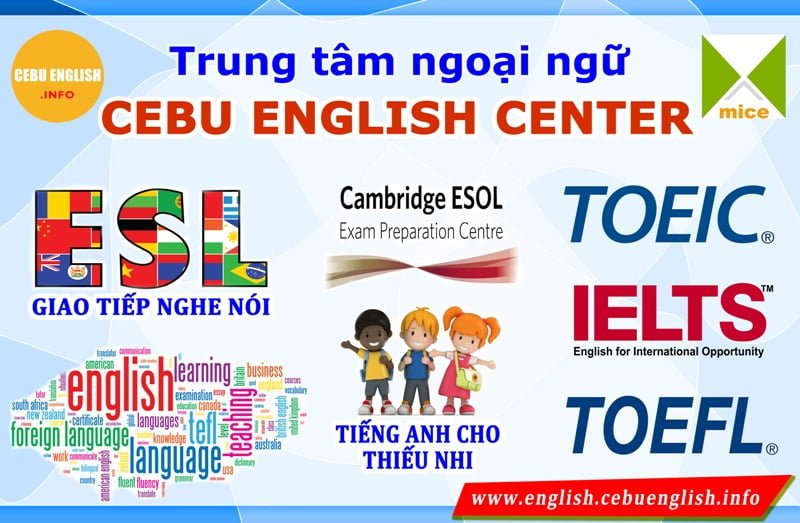 Trung tâm Cebu English Center
