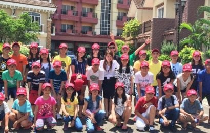Trại hè English Summer Camp 2018 Trường CIA – Philippines
