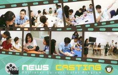 Philinter – Chương trình học Ứng dụng: News Casting
