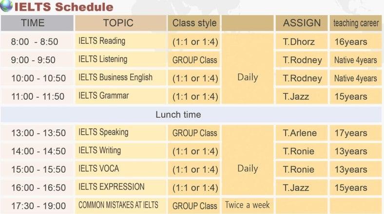 We Schedule