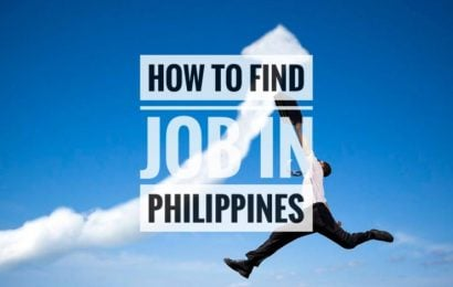 Find job in the Philippines