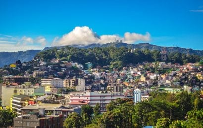 The City of Baguio – Philippines has many names