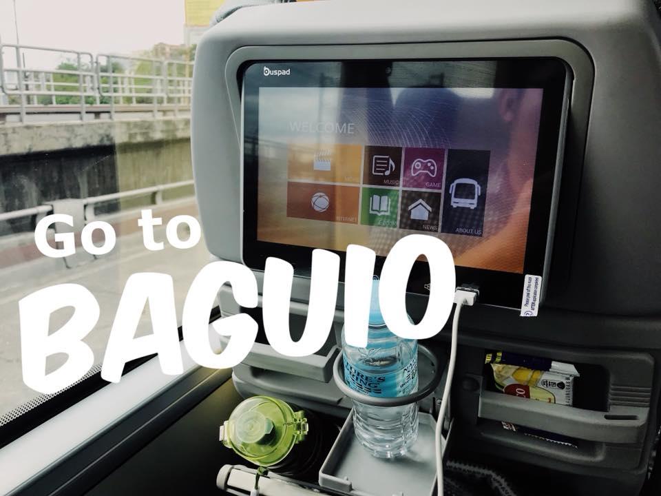 Manila to Baguio