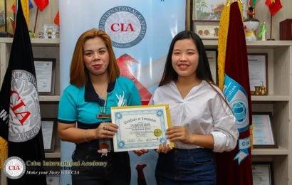 Linh – CIA: mình cảm thấy rất yên tâm về chất lượng đào tạo của trường
