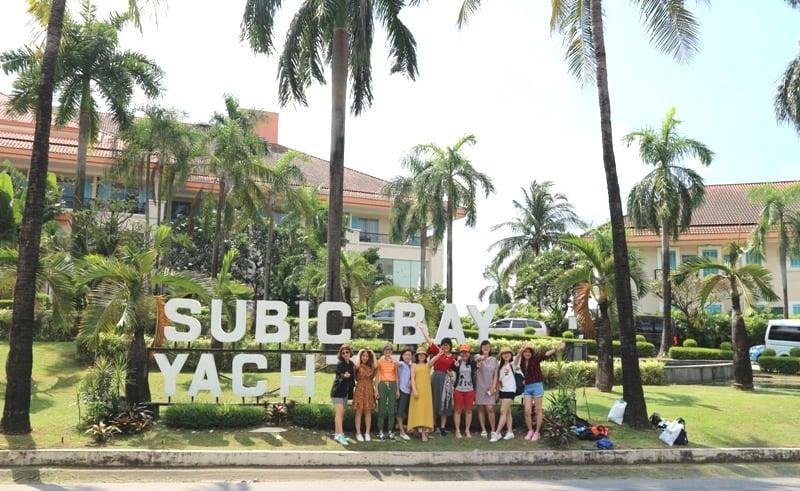 Khám phá thành phố du thuyền Subic của Philippines cùng Step Up English Academy