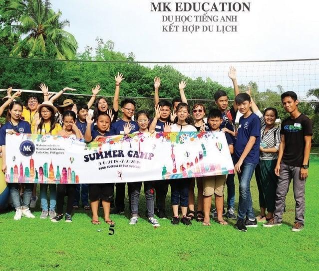 Trại hè tiếng Anh Philippines English Summer Camp 2019 Trường MK – Iloilo