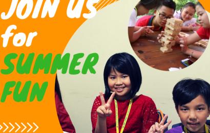 Trại hè du học tiếng Anh tại Philippines – English Summer Camp 2019 – Trường Anh ngữ HELP