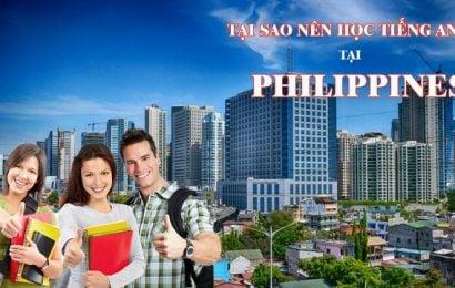 Lý do nên chọn du học tiếng Anh tại Philippines