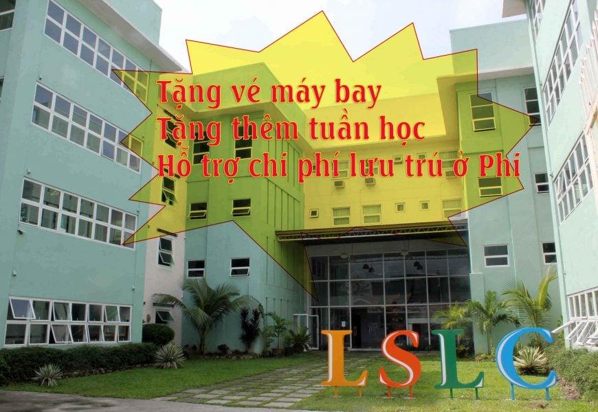 Trường LSLC – Ngập tràn ưu đãi nhập học năm 2019