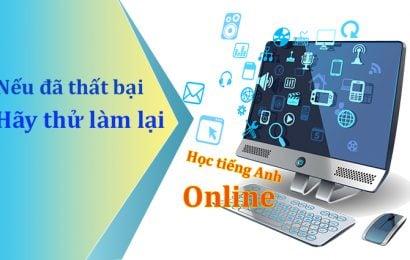 Bùng nổ học tiếng Anh online với người nước ngoài 1 kèm 1