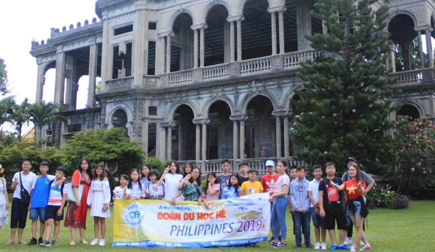 Trại hè du học tiếng Anh 2020 (English Summer Camp): Hè vui bứt phá và Hè tăng tốc đỉnh cao – Trường LSLC, Bacolod