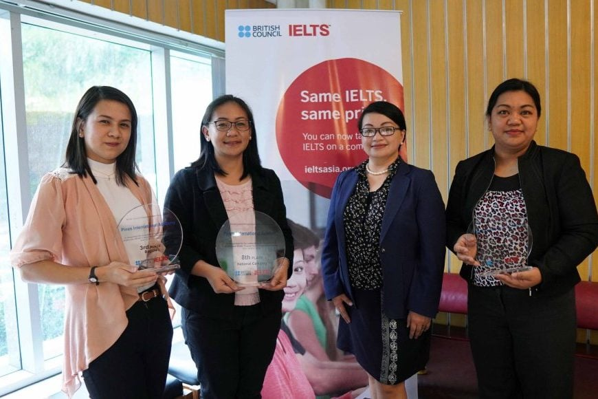 Learn IELTS in the Philippines | Higher Success Rate though Pines IELTS Guarantee