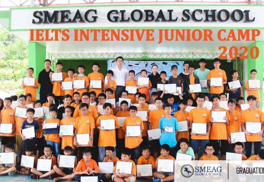 Chương trình Intensive IELTS Junior Camp 2020 Trường SMEAG Philippines