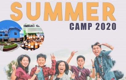 Trại hè tiếng Anh English Summer Camp 2020 Trường SMEAG Philippines