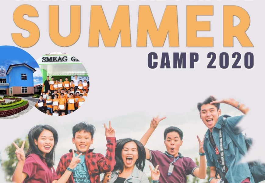 Trại hè tiếng Anh English Summer Camp 2020 Trường SMEAG Philippines