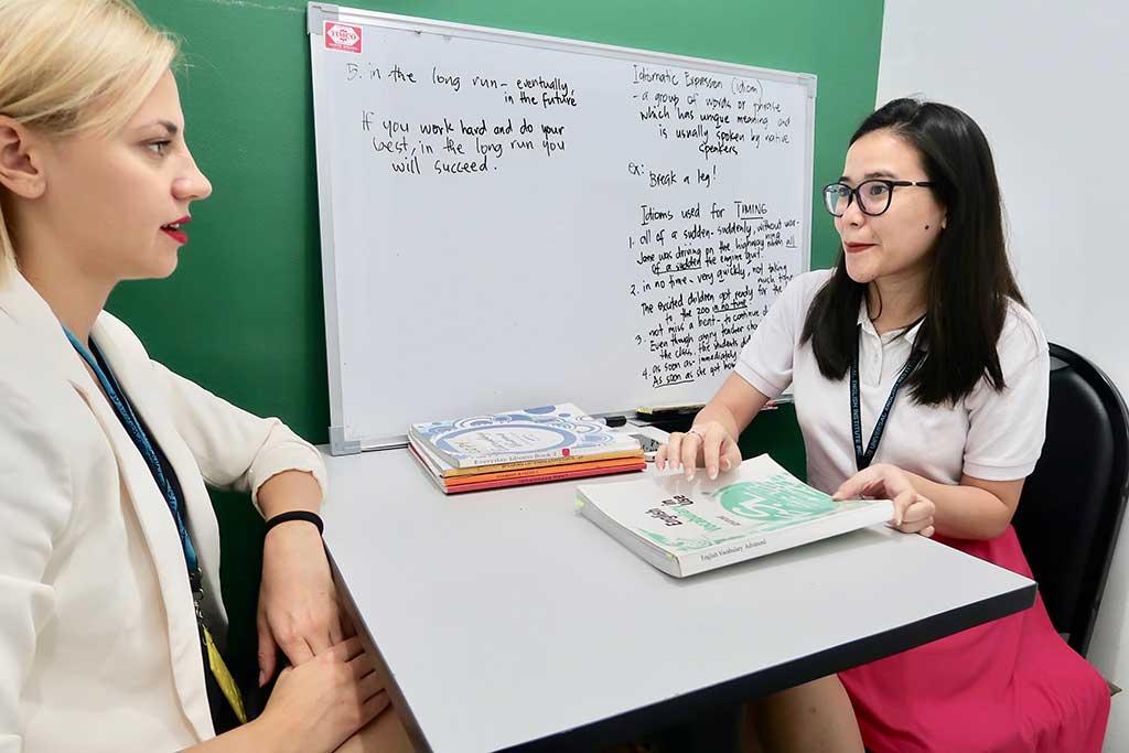 Chi phí du học Philippines khuyến mãi 2020 3D Academy