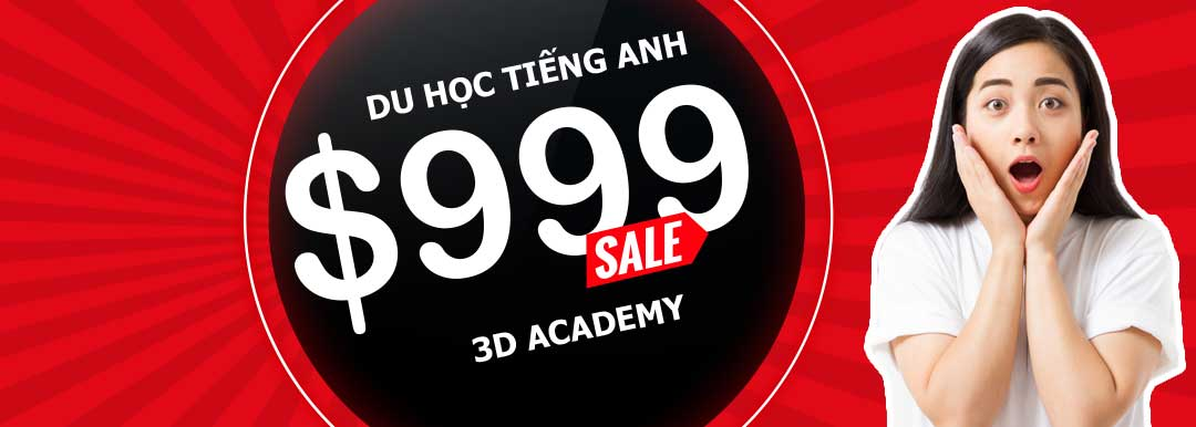 Trường 3D Philippines khóa học 999
