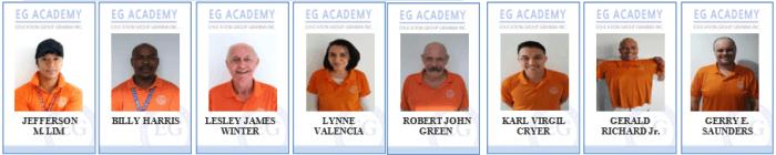 Giáo viên bản ngữ EG Academy