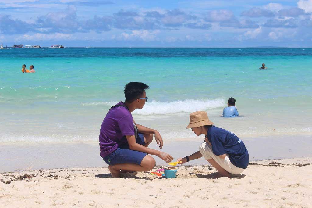 trại hè philippines 2020 target