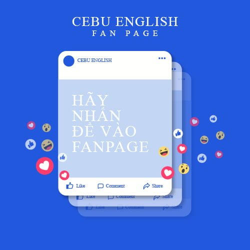 Cebu English Fanpage