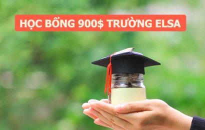 Học bổng du học Philippines 2020 trường ELSA