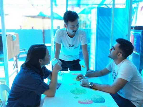khuyến mãi du học tiếng anh philippines OMGE