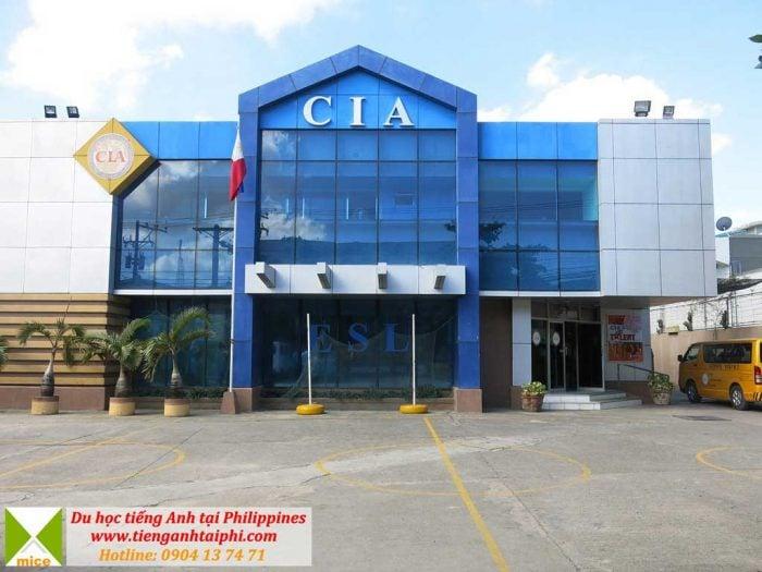 trại hè philippines 2020 CIA