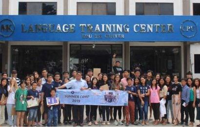 Trại hè Philippines 2020 trường MK Education