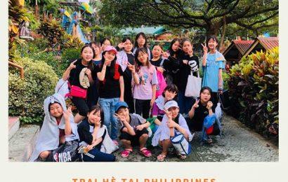 Top 7 lợi ích khi tham gia trại hè tiếng Anh tại Philippines
