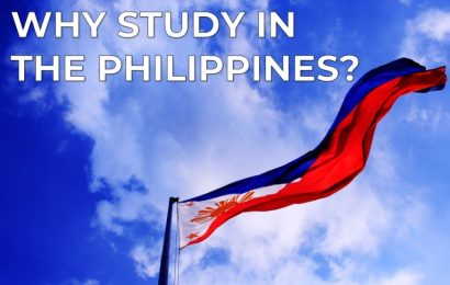 Why study English in the Philippines?