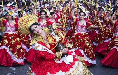 Lễ hội Sinulog 2020 – lễ hội lớn nhất tại Cebu, Philippines
