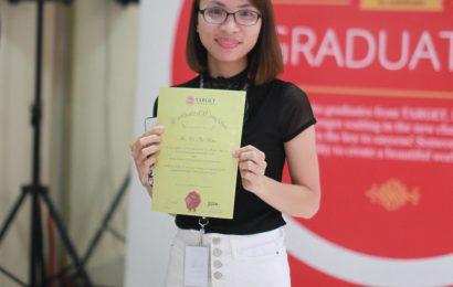 Bạn Hòa review học tiếng Anh ở philippines Trường Target